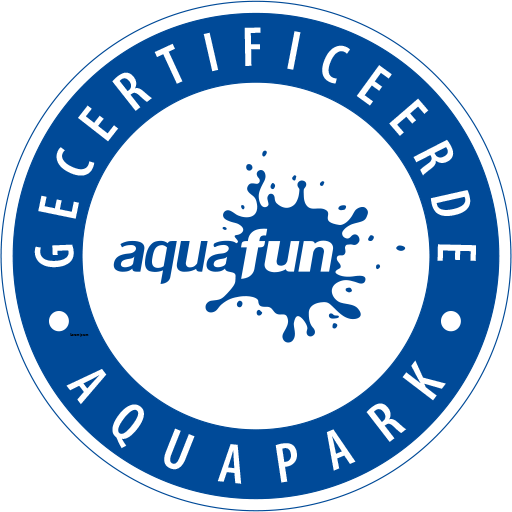 Certified aquapark